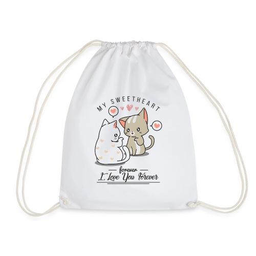 kotki - Worek gimnastyczny