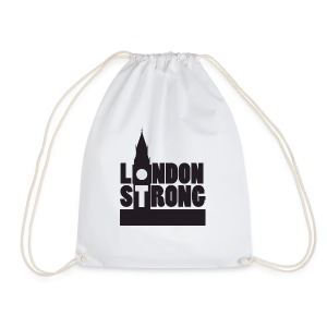 London Strong III - Drawstring Bag