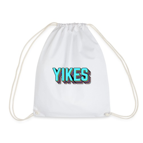 Yikes The Second - Drawstring Bag