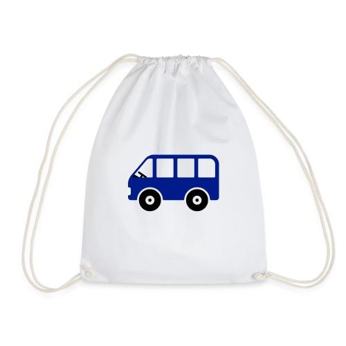 Bus Comic - Turnbeutel