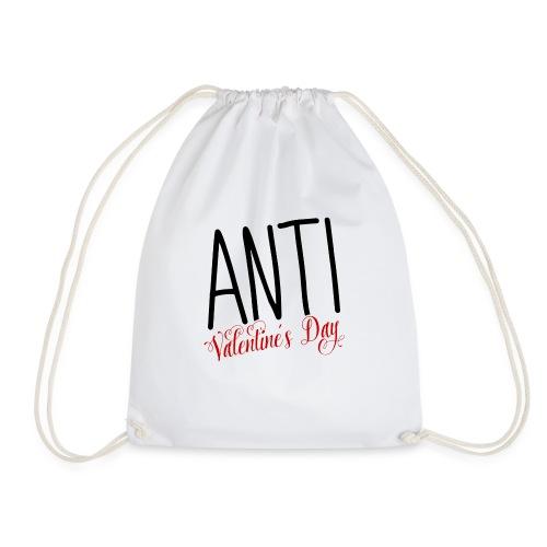 Anti Valentine's Day - Turnbeutel