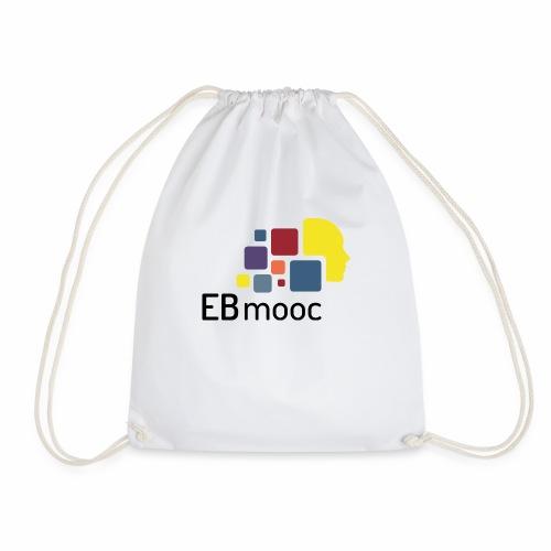 EBmooc Logo - Turnbeutel