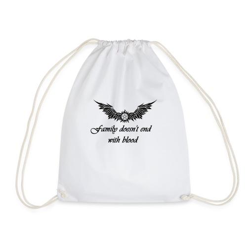 Supernatural Family Jumper - Drawstring Bag