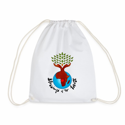 Blessings Of The Forest - Drawstring Bag