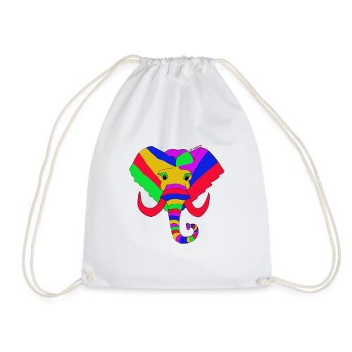 ELEPHANT LOVE AFRICA - Sac de sport léger