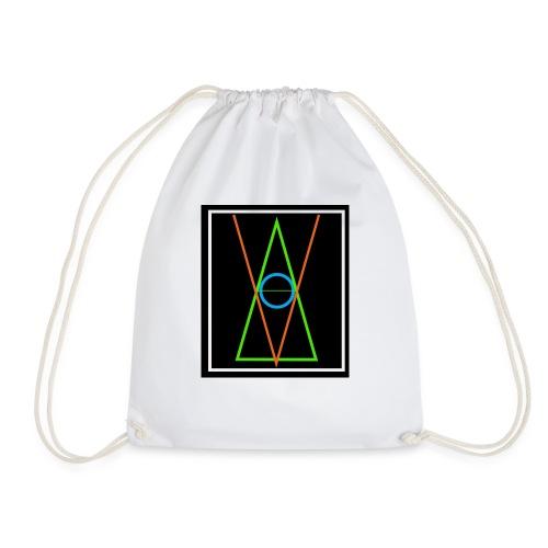 Logo Anonymous Voter - Mochila saco