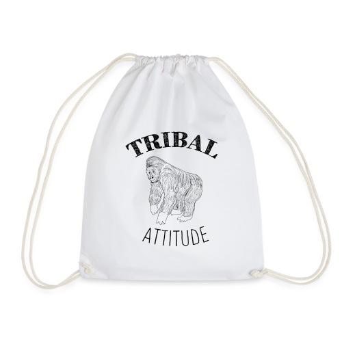 Tribal - Drawstring Bag
