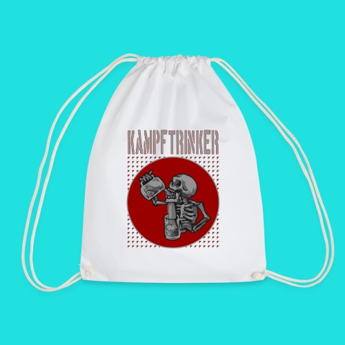Kampftrinker - Turnbeutel