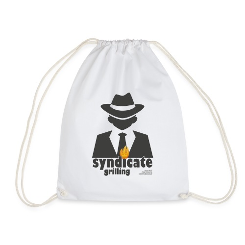 Syndicate Grilling - Mafia Grillshirt - Turnbeutel