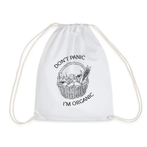 I'm organic - Drawstring Bag