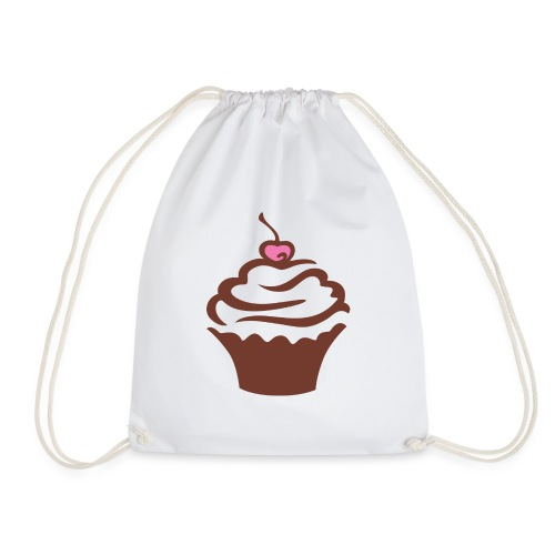Cupcake - Sacca sportiva