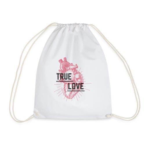 True Love - Sacca sportiva