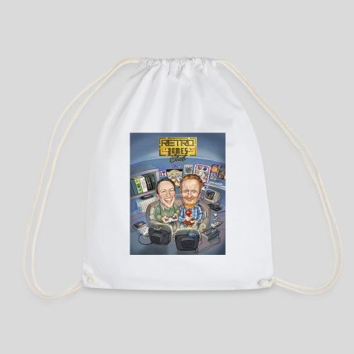 The Retro Games Club - Drawstring Bag