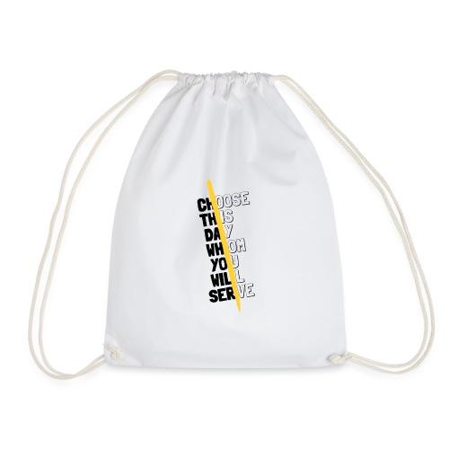 Choose This Day - Drawstring Bag
