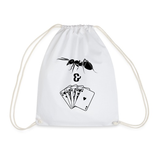 Ant & Deck - Drawstring Bag