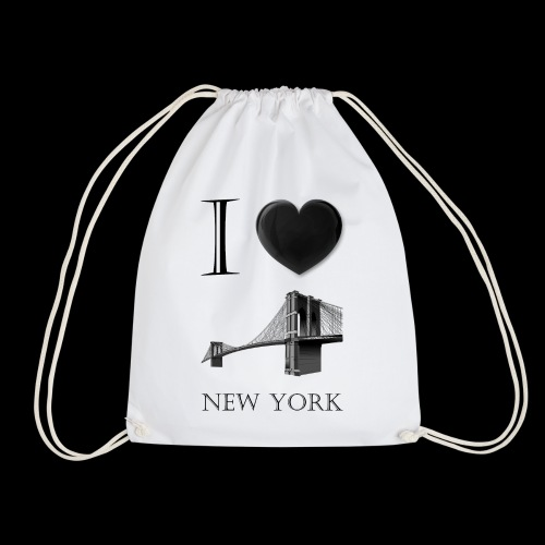 I Love New York - Turnbeutel