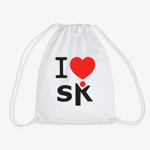 I Love SK - Sac de sport léger