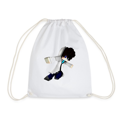 Men's T-Shirt - Drawstring Bag