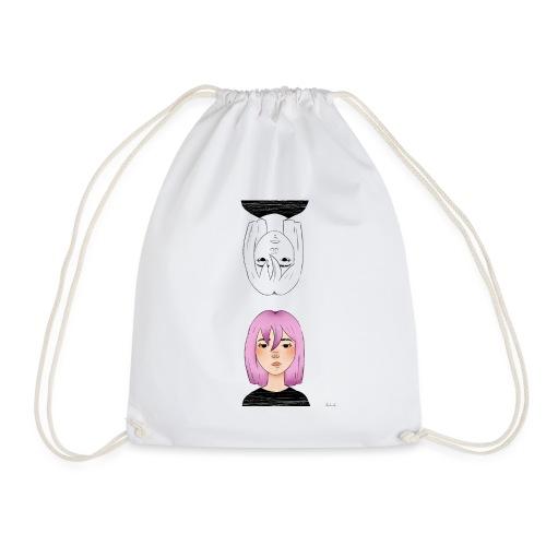 twins - Drawstring Bag