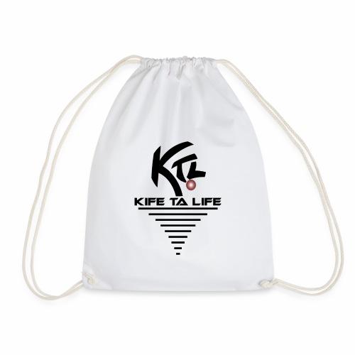 KTL Noir VORTEX - Sac de sport léger