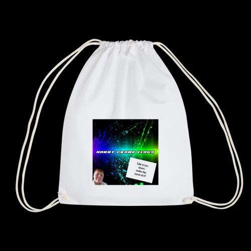 channel logo - Drawstring Bag