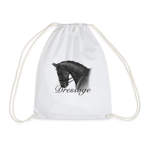 Dressage Horse Mug - Drawstring Bag