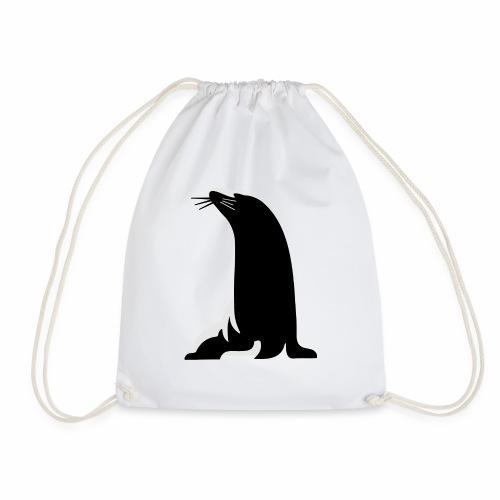 Seehund - Turnbeutel