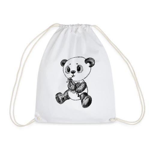 Panda Karhu musta scribblesirii - Jumppakassi
