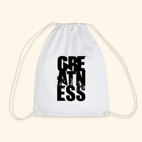 Greatness con Figura - Mochila saco