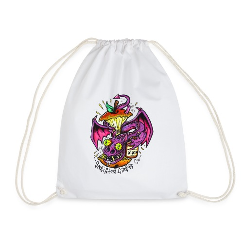 SCC Dragon - Drawstring Bag