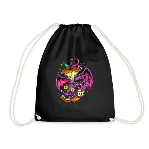 SCC Dragon - Drawstring Bag