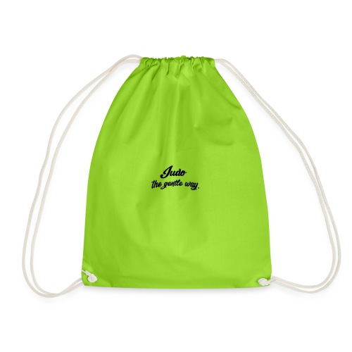 Judo Tshirt - Drawstring Bag