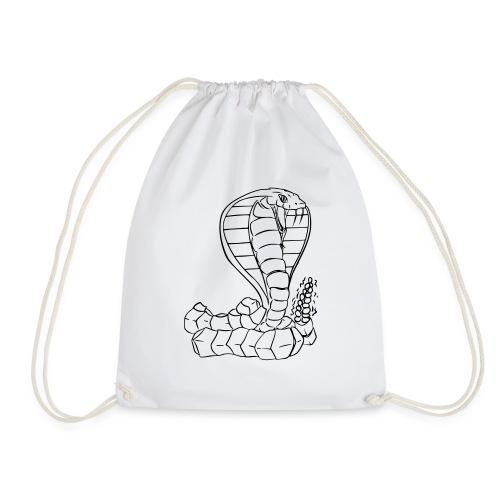 Cobra Vector - Drawstring Bag