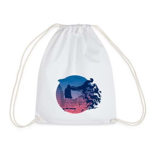 Solid State Memories - Drawstring Bag