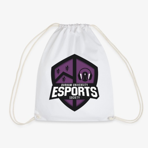 DUES Logo (V2.0) - Drawstring Bag