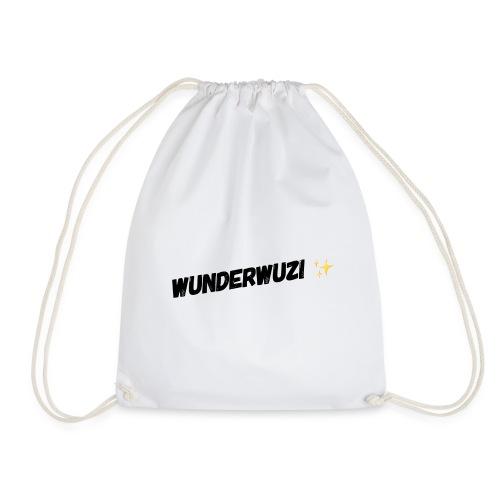 WUNDERWUZI - Turnbeutel