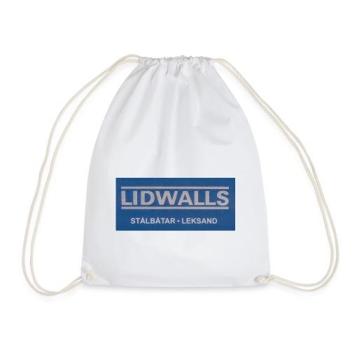 Lidwalls Stålbåtar - Gymnastikpåse