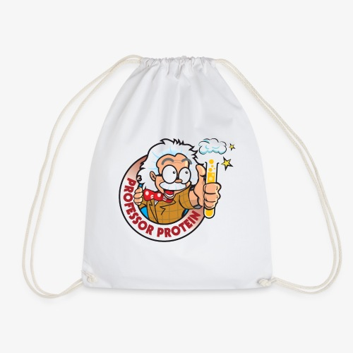 Professor Protein - Drawstring Bag