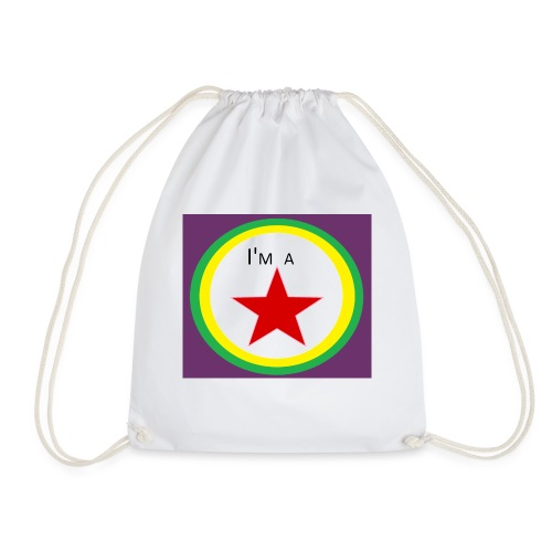 I'm a STAR! - Drawstring Bag