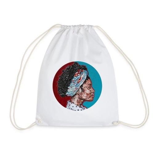 Untitled 3 - Drawstring Bag
