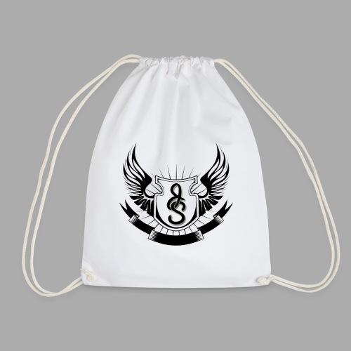 Jay SaKi Logo - Turnbeutel