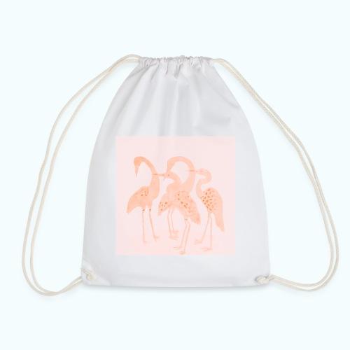 Stork family - Drawstring Bag