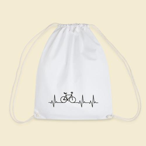 Kunstrad   Artistic Cycling   Heart Monitor Black - Turnbeutel