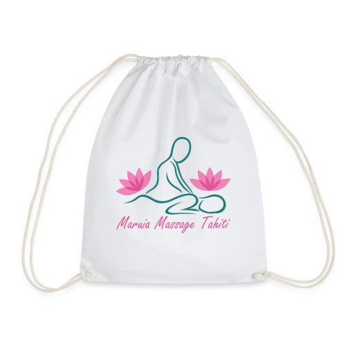 Logo de Maruia Massage Tahiti - Sac de sport léger