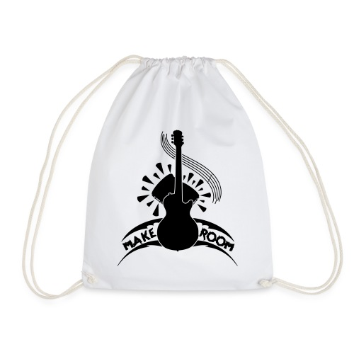 Make Room - Drawstring Bag
