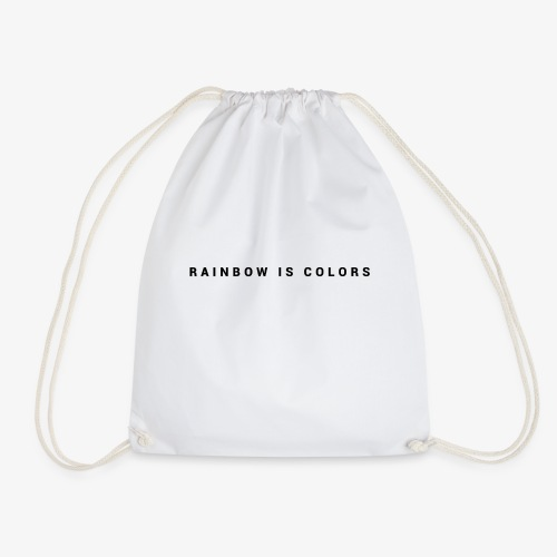 rainbow colors - Sac de sport léger