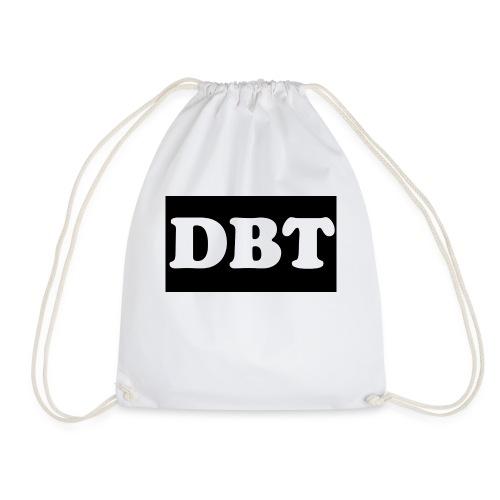 DBT Logo - Turnbeutel