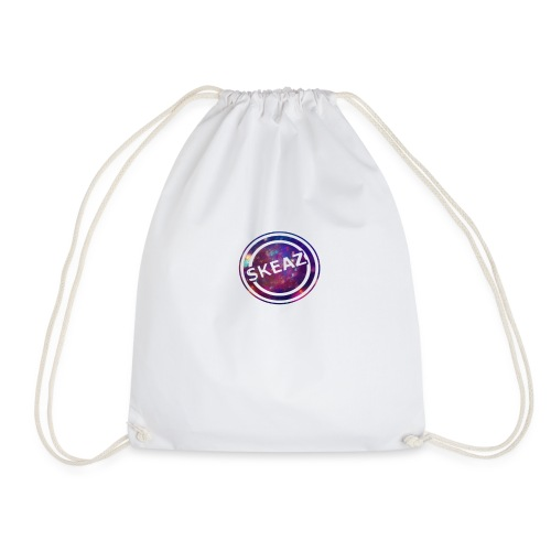 #SKEAZ FOR LIFE - Drawstring Bag