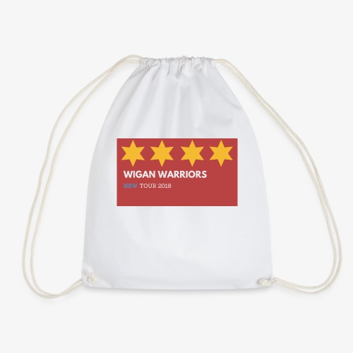 Wigan warriors NSW 2 TOUR - Drawstring Bag