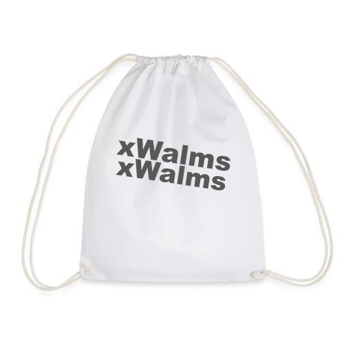 xWalms 2 Text - Gymnastikpåse